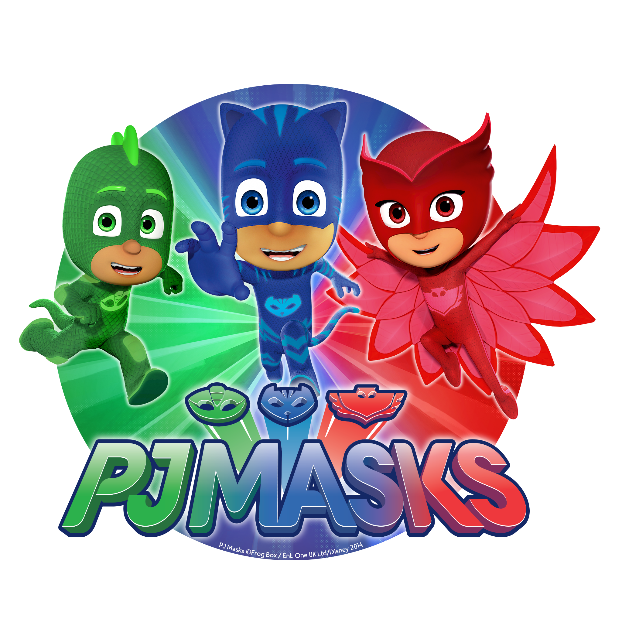 FREE PJ Masks Birthday Invitation Templates | Free Printable ...