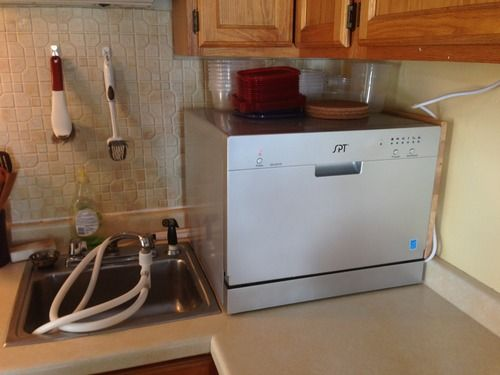 This Countertop Dishwasher Would Be The Perfect Gift For My