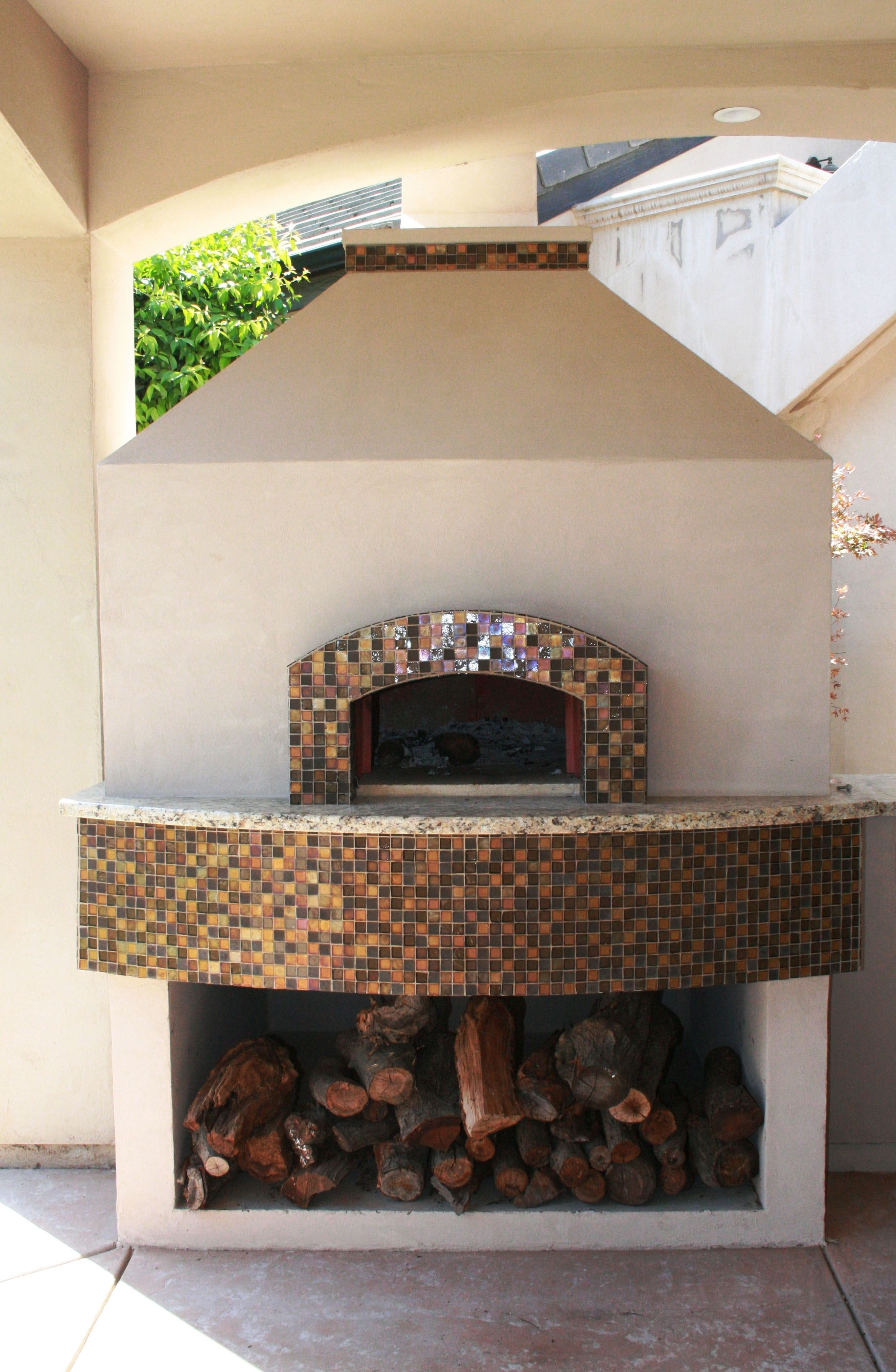 associates oven brick firepit fireplace outdoor pits pizza chance pit lovely and fire fireplaces