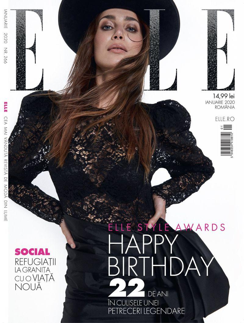 Revista elle mai 2020