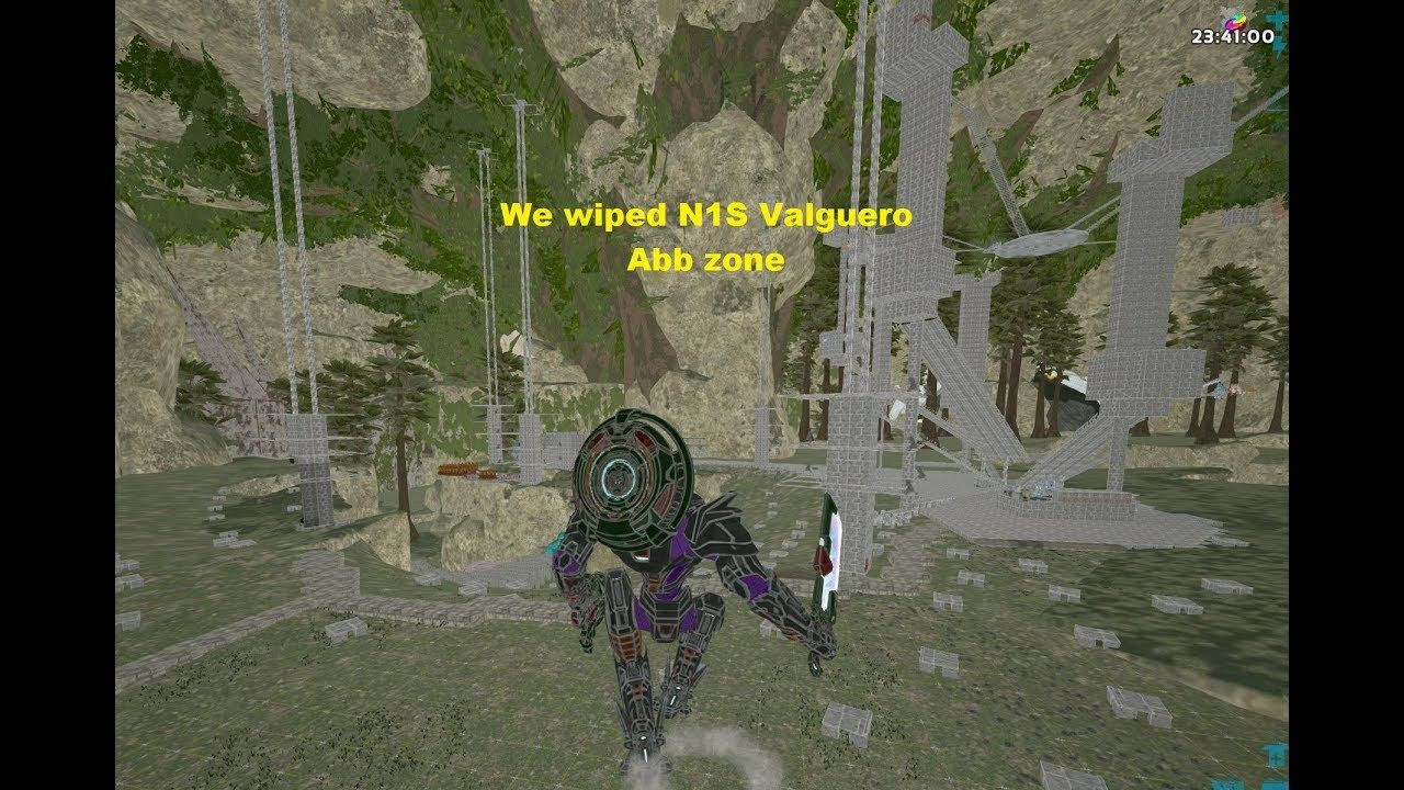 Ark Official Pvp Attacking N1s Valguero 532 Attack Pvp Epitaph