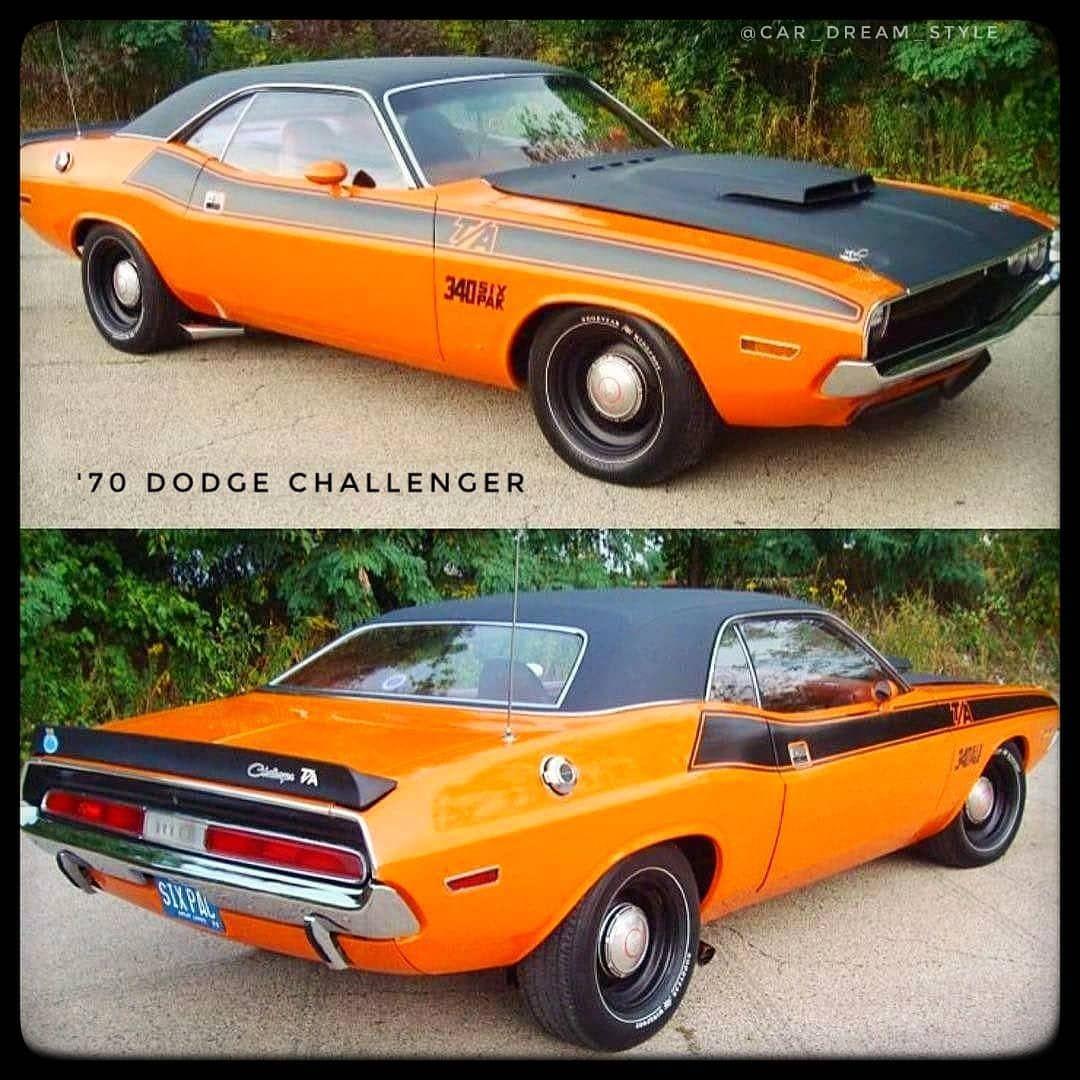 70 Dodge Challenger Edit By Cds Via Kultcars Dodge Muscle Cars Mopar Muscle Cars Classic Sports Cars
