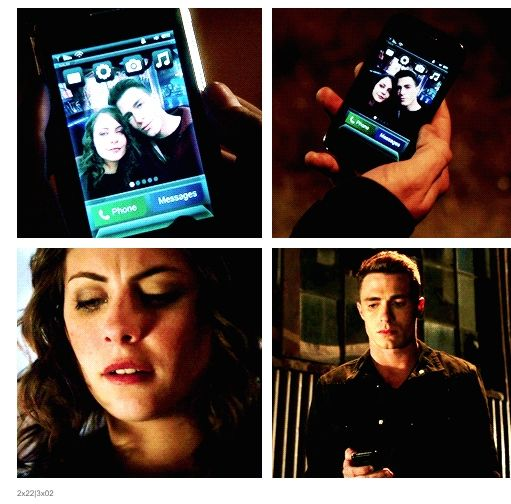 Arrow. Roy and Thea one of the main reasons I started skimming through Arrow.