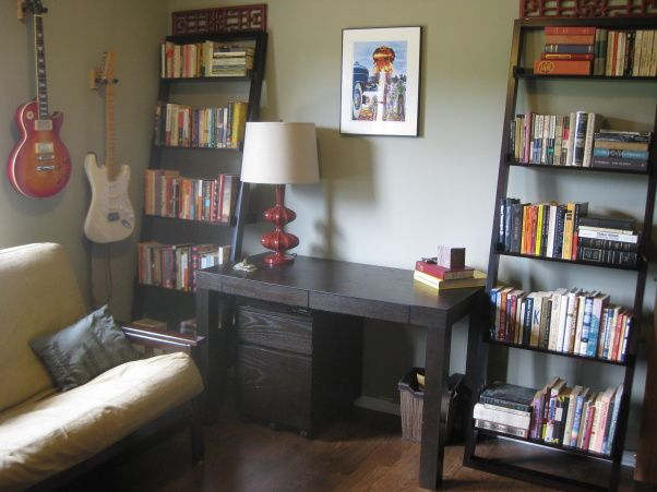 Home office guest room layout office guest room home office designs decorating ideas - Office bedroom combo ideas ...