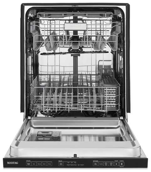 Maytag® Top Control Dishwasher W/ PowerDry Options And