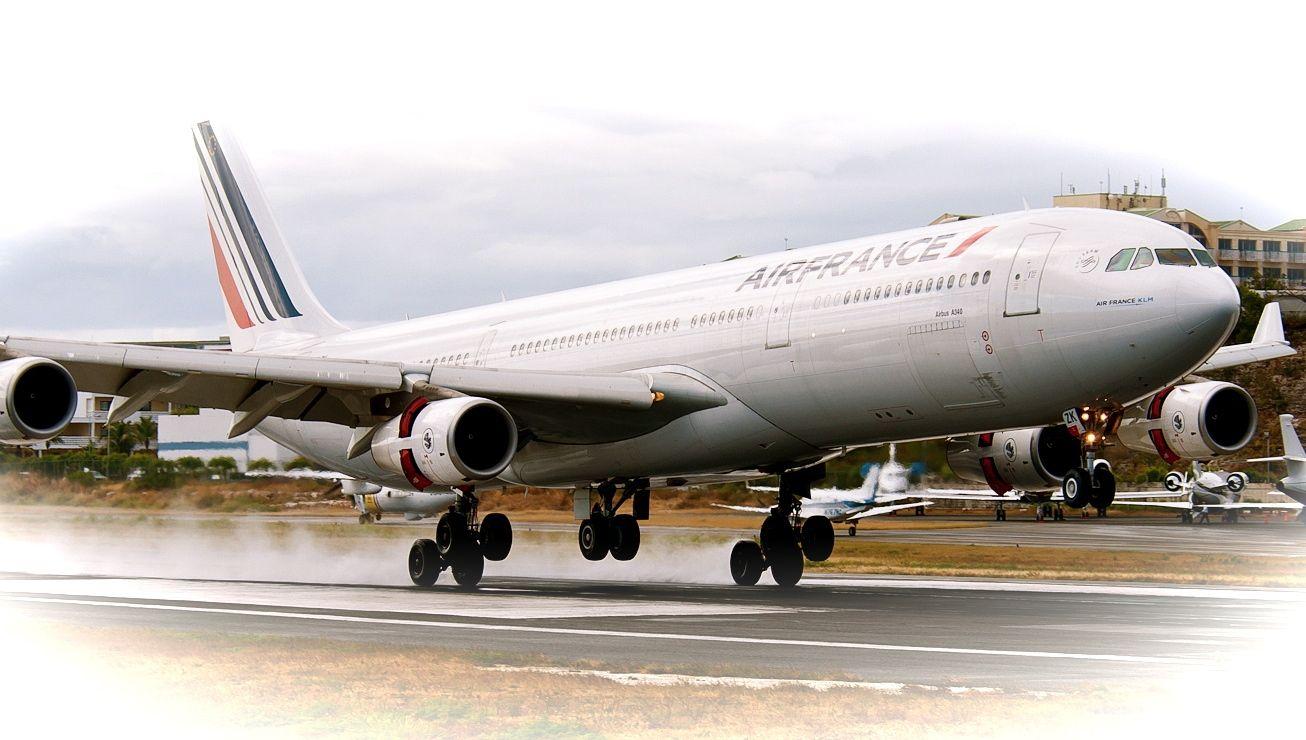 AIR FRANCE FLIGHT 358 Air France sues over