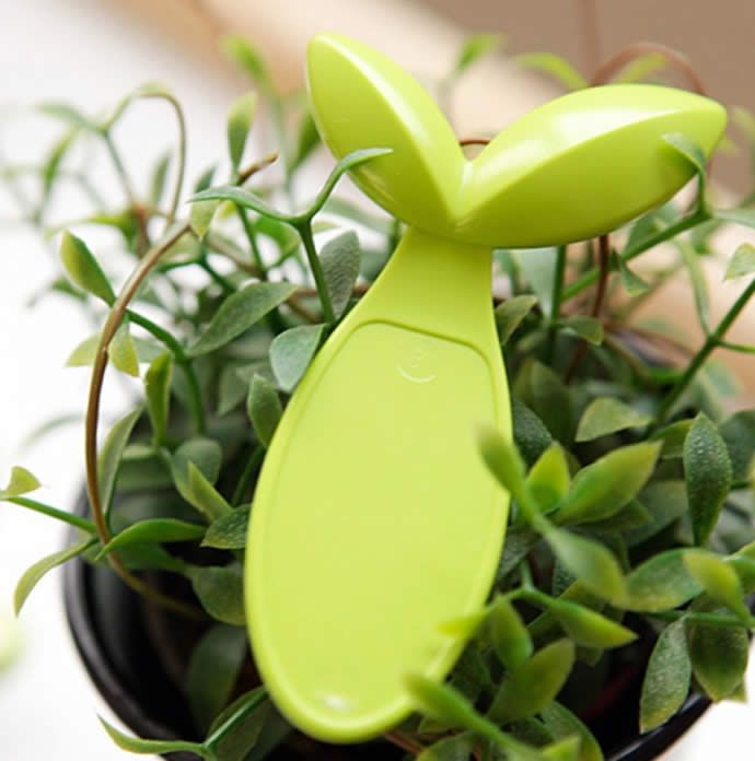 Plant Sprout Toilet Seat Handle