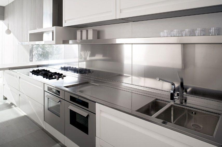 Placas De Acero Inoxidable Para Cocinas Buscar Con Google