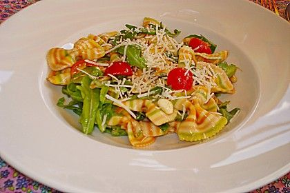 Italienischer Nudelsalat á la Lisa (Rezept mit Bild)   Chefkoch.de