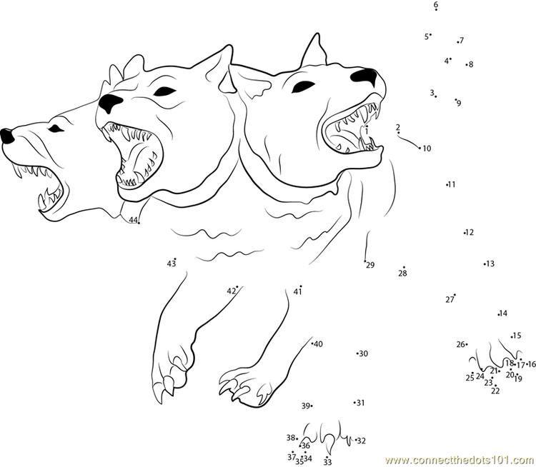 Hellhound Tattoo Hellhound Logo Sketch Rev3 By Hellhound Tattoo