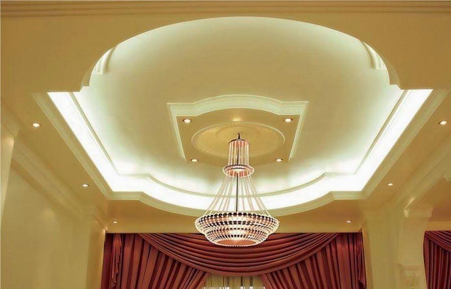 Centro de innovaci n inmobiliario cielo raso y paredes de for Modelos de cielo raso para salas