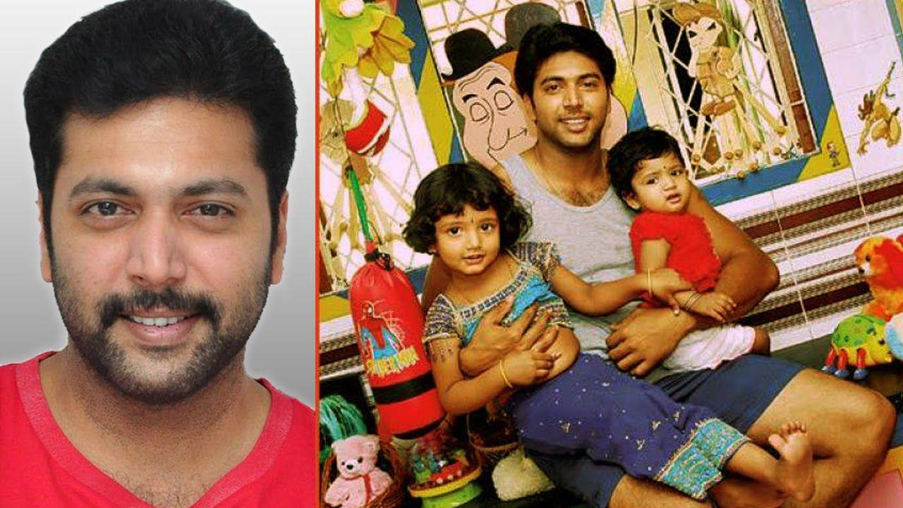 Jayam Ravi Family Photos - Jayamravi Family and Friends