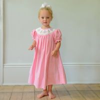 GIRLS SMOCKED DRESSES