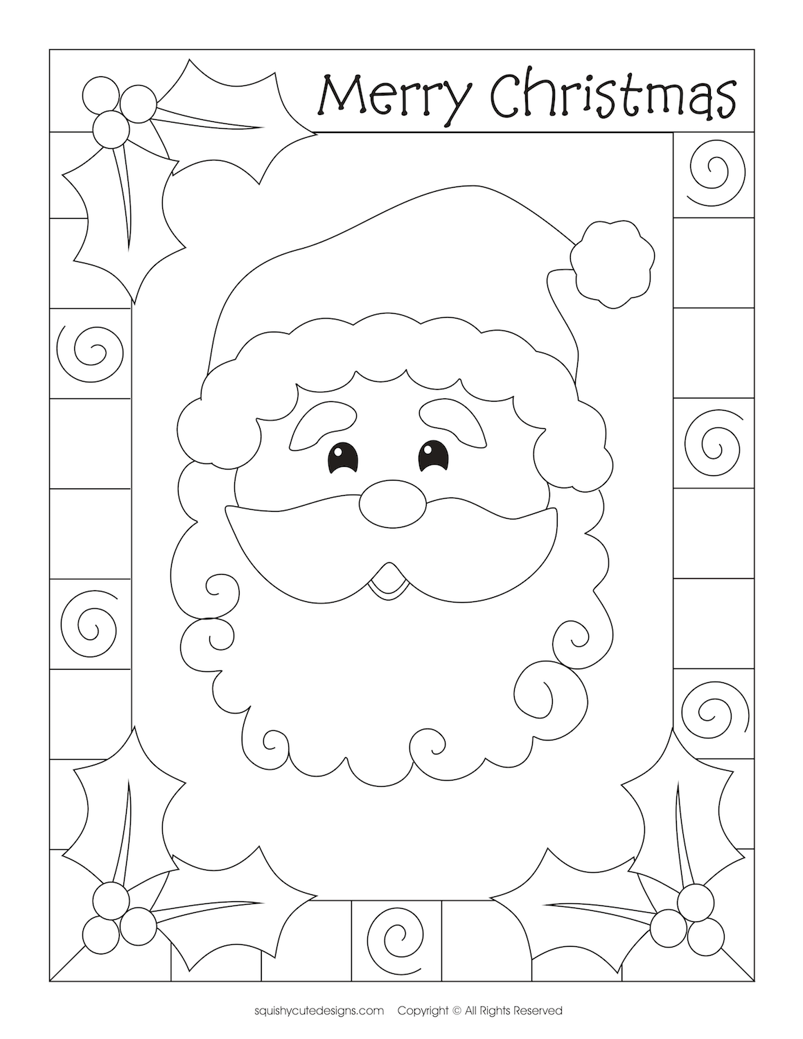Christmas Coloring Pages | Pinterest | Celebrating christmas, Word ...