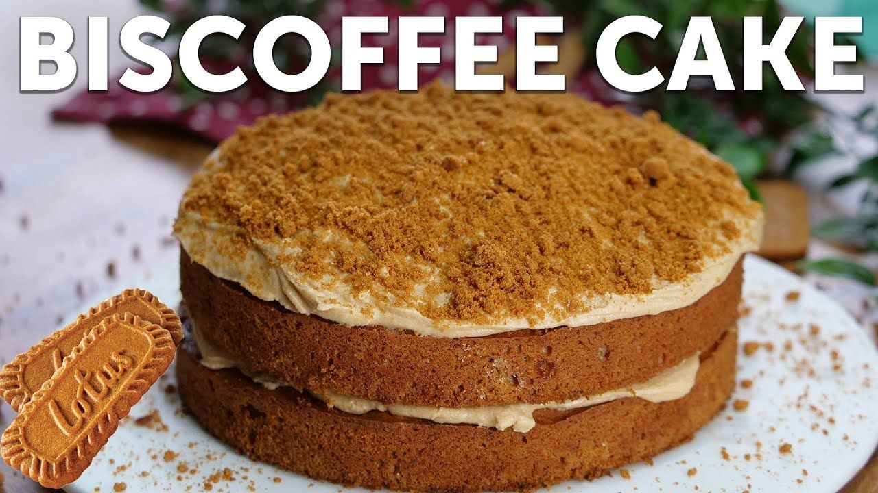 Biscoff Coffee Cake Recipe This Lovely Cake Is Vegan Coffee Cake Recipes Vegan Coffee Cakes Coffee Cake