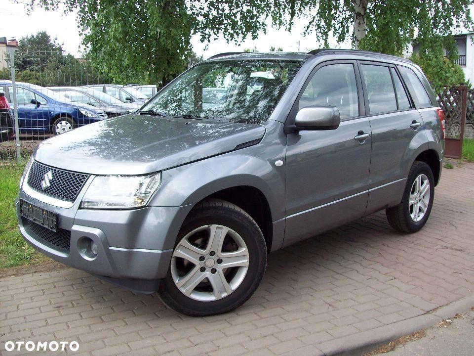 Używane Suzuki Grand Vitara - 28 900 PLN, 207 325 km, 2006 - otomoto.pl
