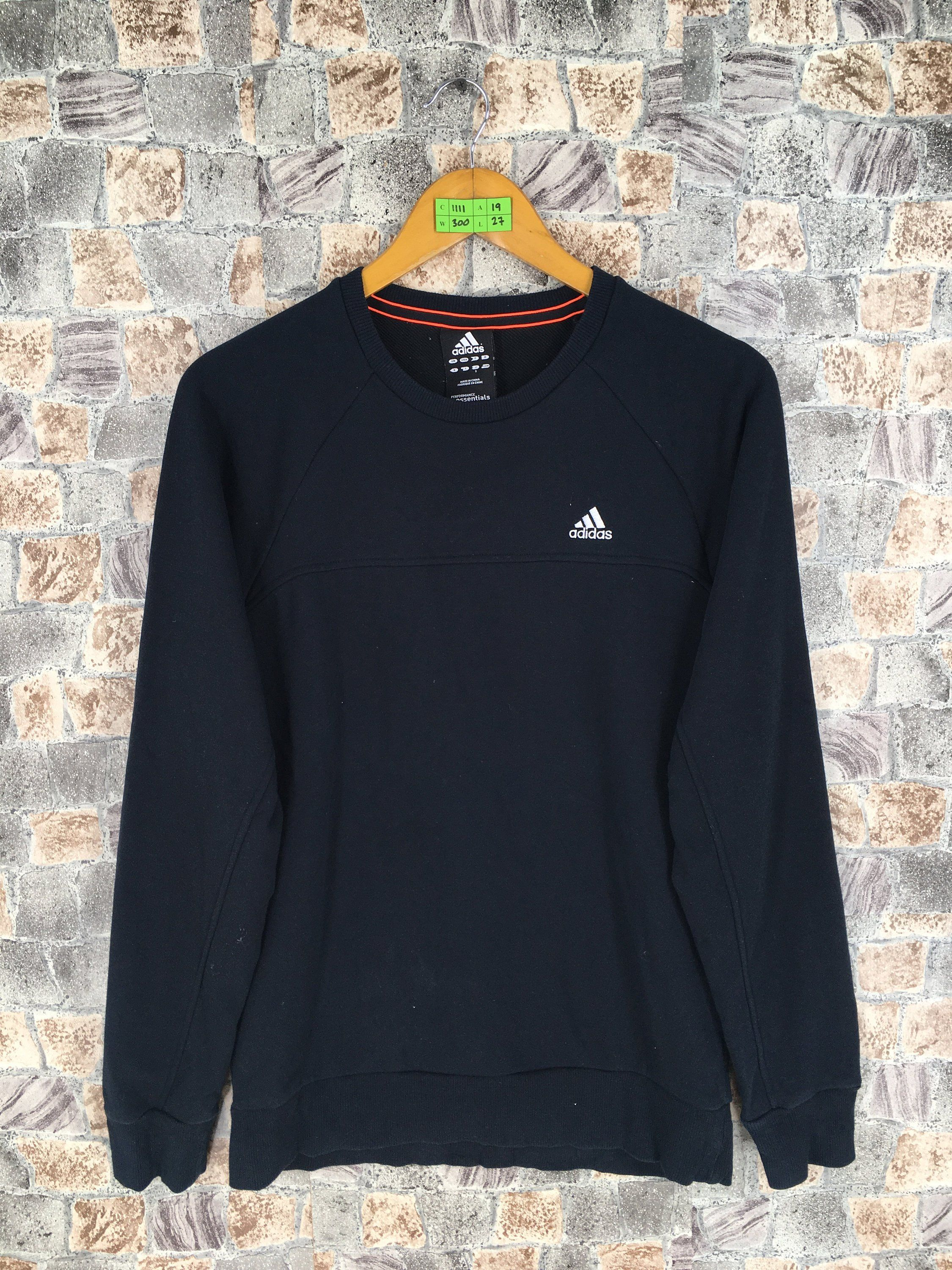 ADIDAS Equipment Pullover Sweater Small Vintage 90's Adidas