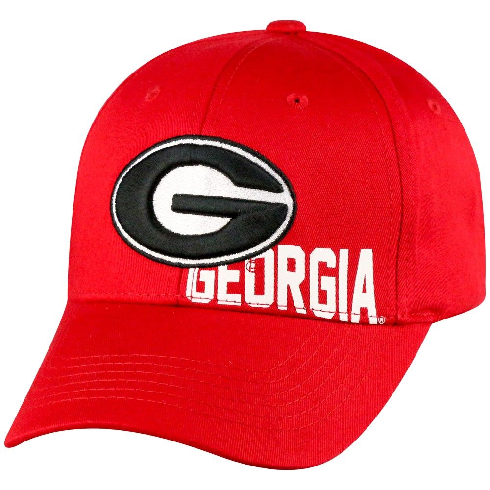 NCAA Georgia Bulldogs Supporter Adjustable Baseball Hat Men s  Apparel   ApparelAccessories  Hats GlovesandScarves  Hats 1f897b22555
