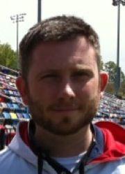 David Scavone, finance manager for the Atlanta Silverbacks professional soccer team