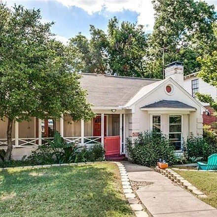 515 N Oak Cliff Blvd Enchanting Home Designed By Noted Architect Charles Dilbeck In North Oak Cliff Whimsical Archways House Styles House Design Architect