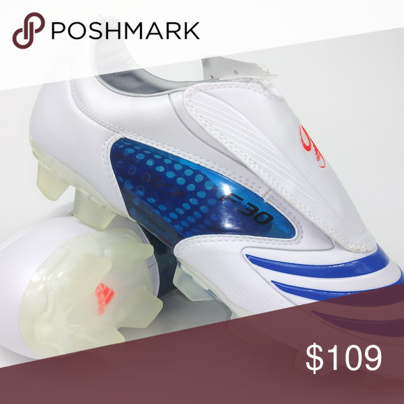 Cualquier Asociar Elevado  Adidas Mens Rare F30.8 TRX FG White Blue Attention !!! Be the stand out  player in any game with a beautiful pair of brand ne… | Adidas men,  Football boots, Adidas