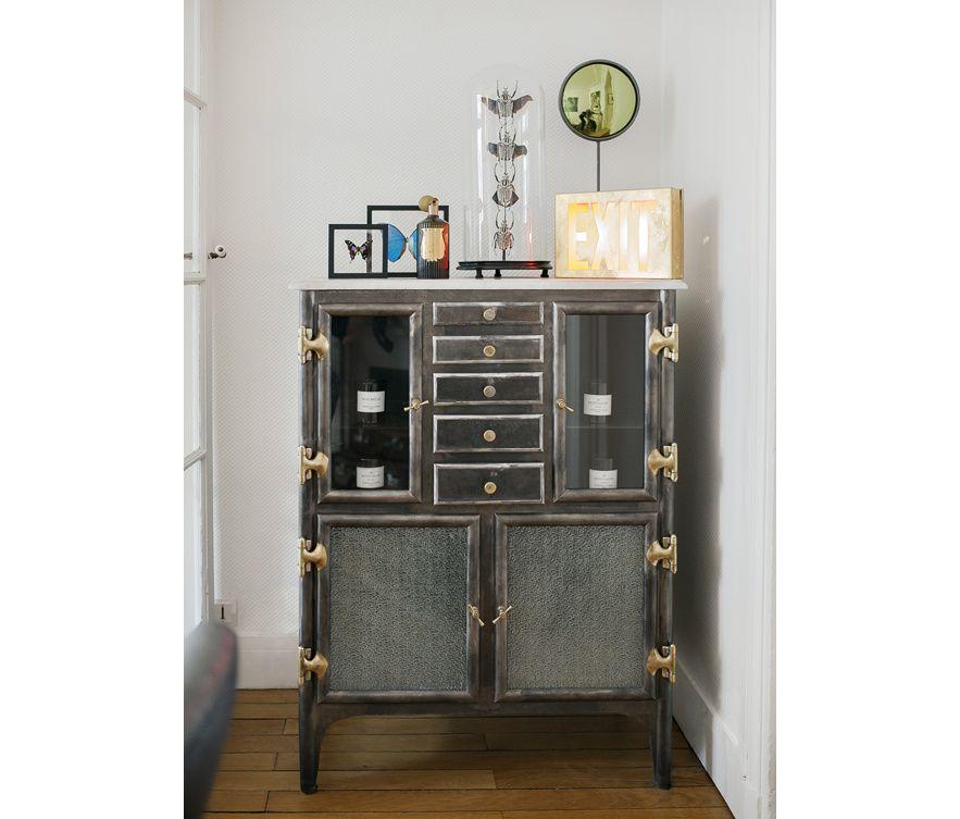 dans la salle de bain de violette pinterest les salles de bain la salle et salle de bains. Black Bedroom Furniture Sets. Home Design Ideas