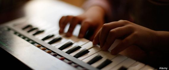Those Childhood Piano Lessons Are Good For Your Brain