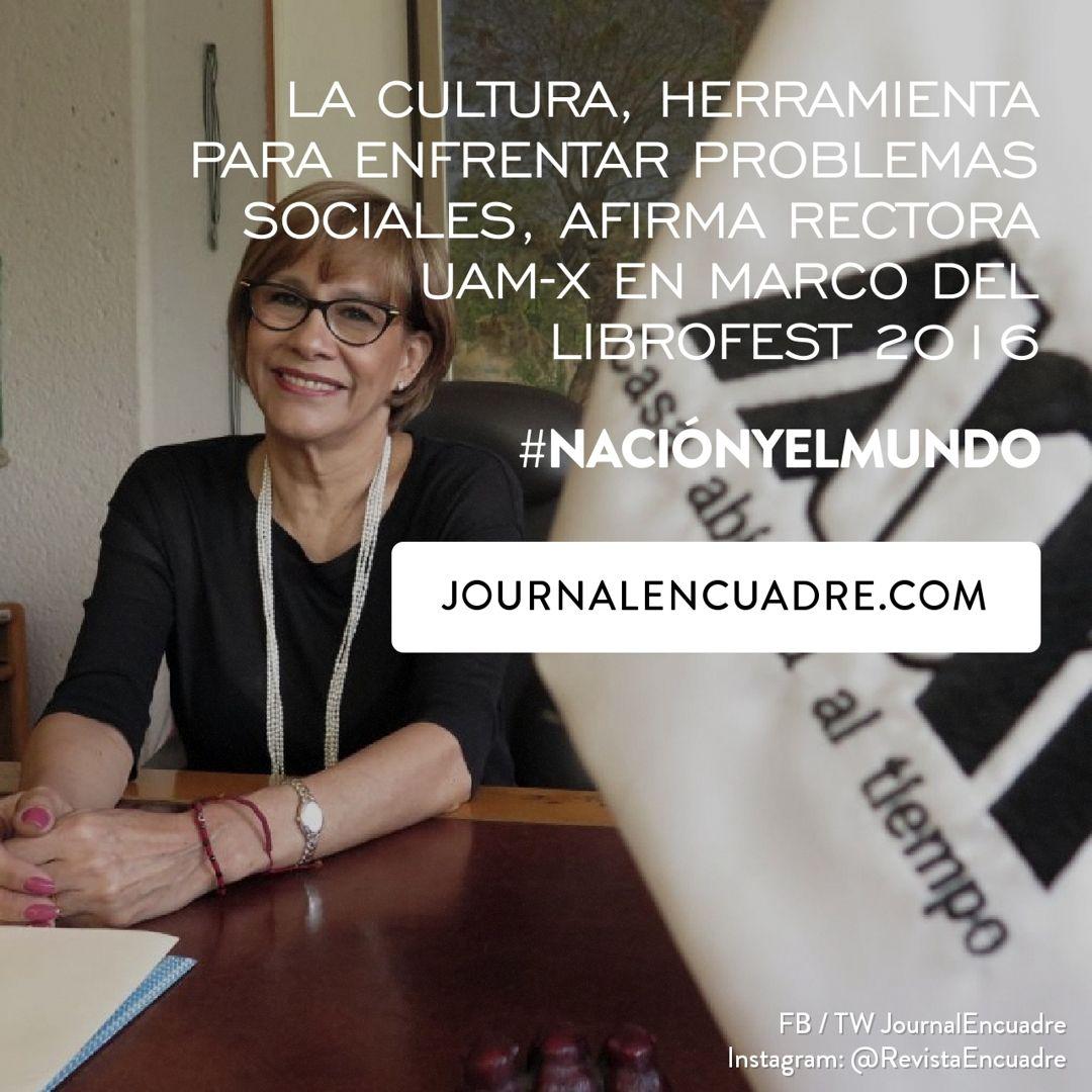 Revista Encuadre » La cultura, herramienta para enfrentar problemas ...
