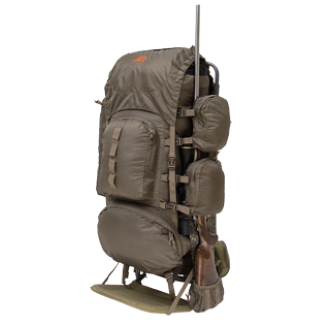 Alps Outdoorz Commander External Frame Pack Review Hunting Backpacks Survival Backpack Backpacking Gear