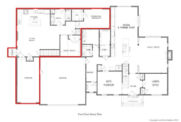 House with Mother In Law Suite The Perfect Floorplan