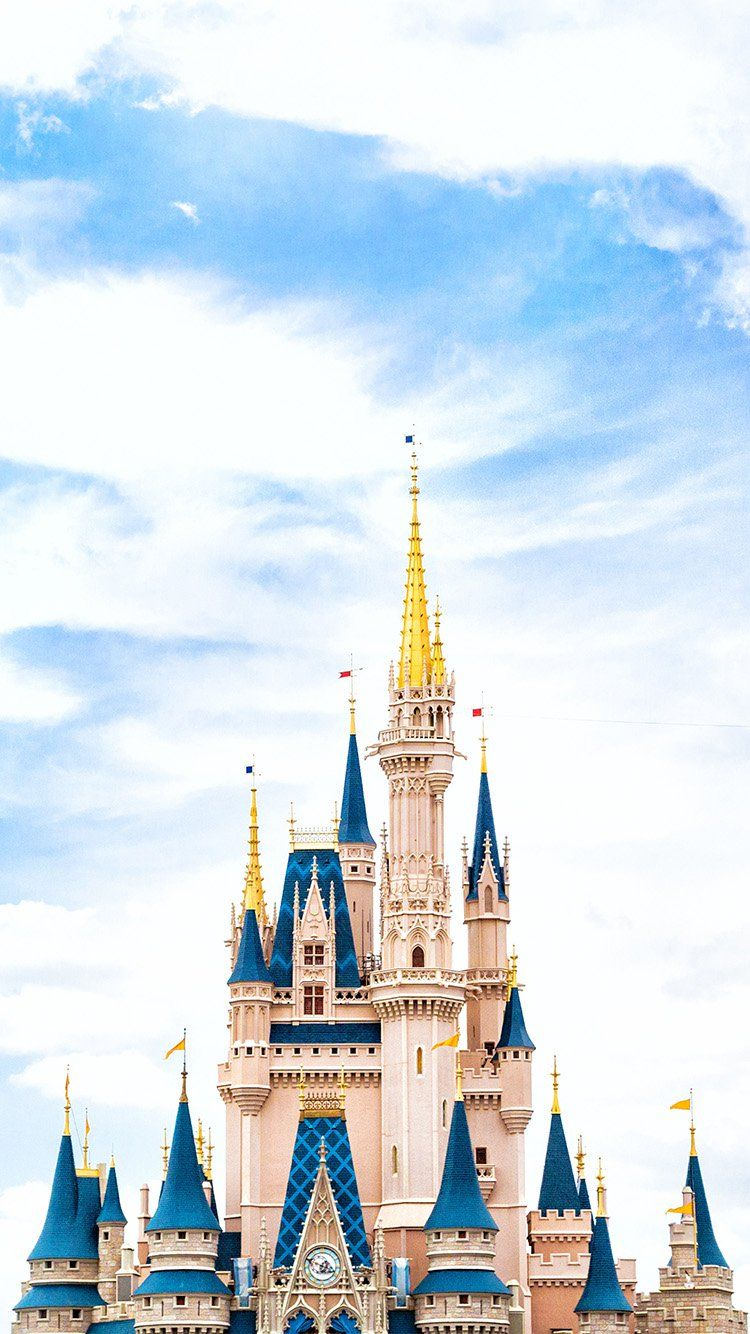 Iphone7papers Com Apple Iphone7 Iphone7plus Wallpaper Nn96 Disney World Castle Sky Disney World Parks Disney World Vacation Disney World Tips And Tricks