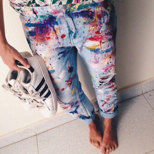 Imagen de jeans, adidas, and style