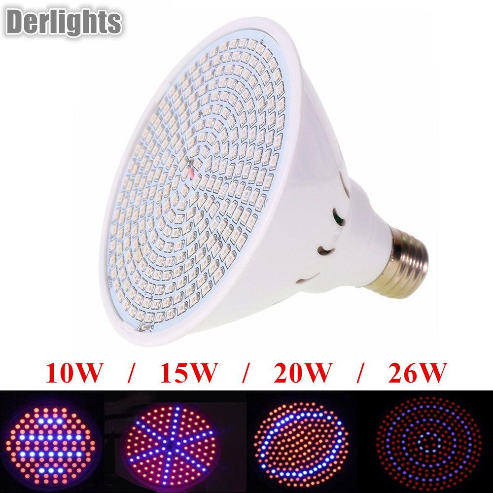 10 W/15 W/20 W/26 W LED Pianta Coltiva La Luce