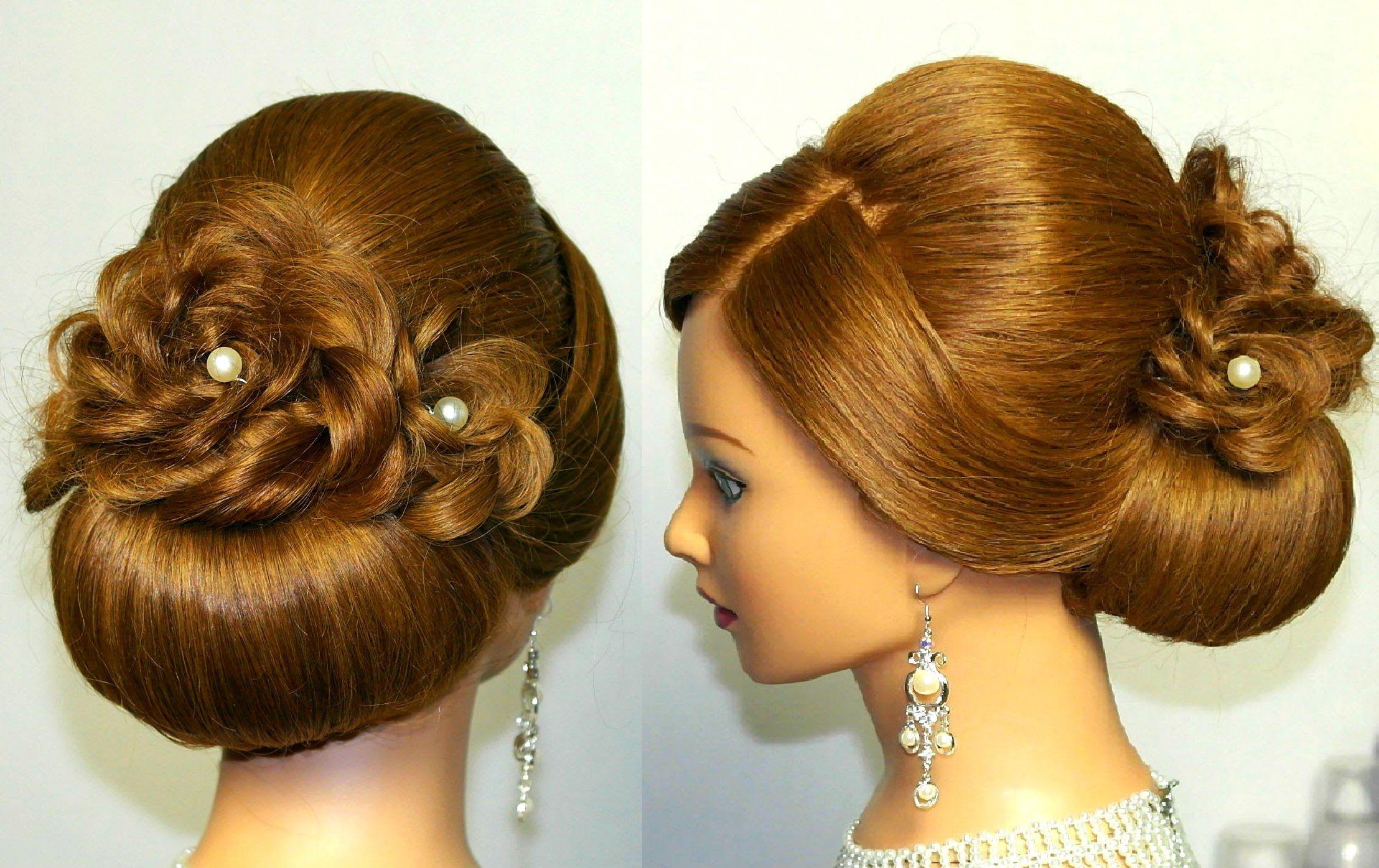 Peinados de novia con trenzas y rizos buscar con google peinados