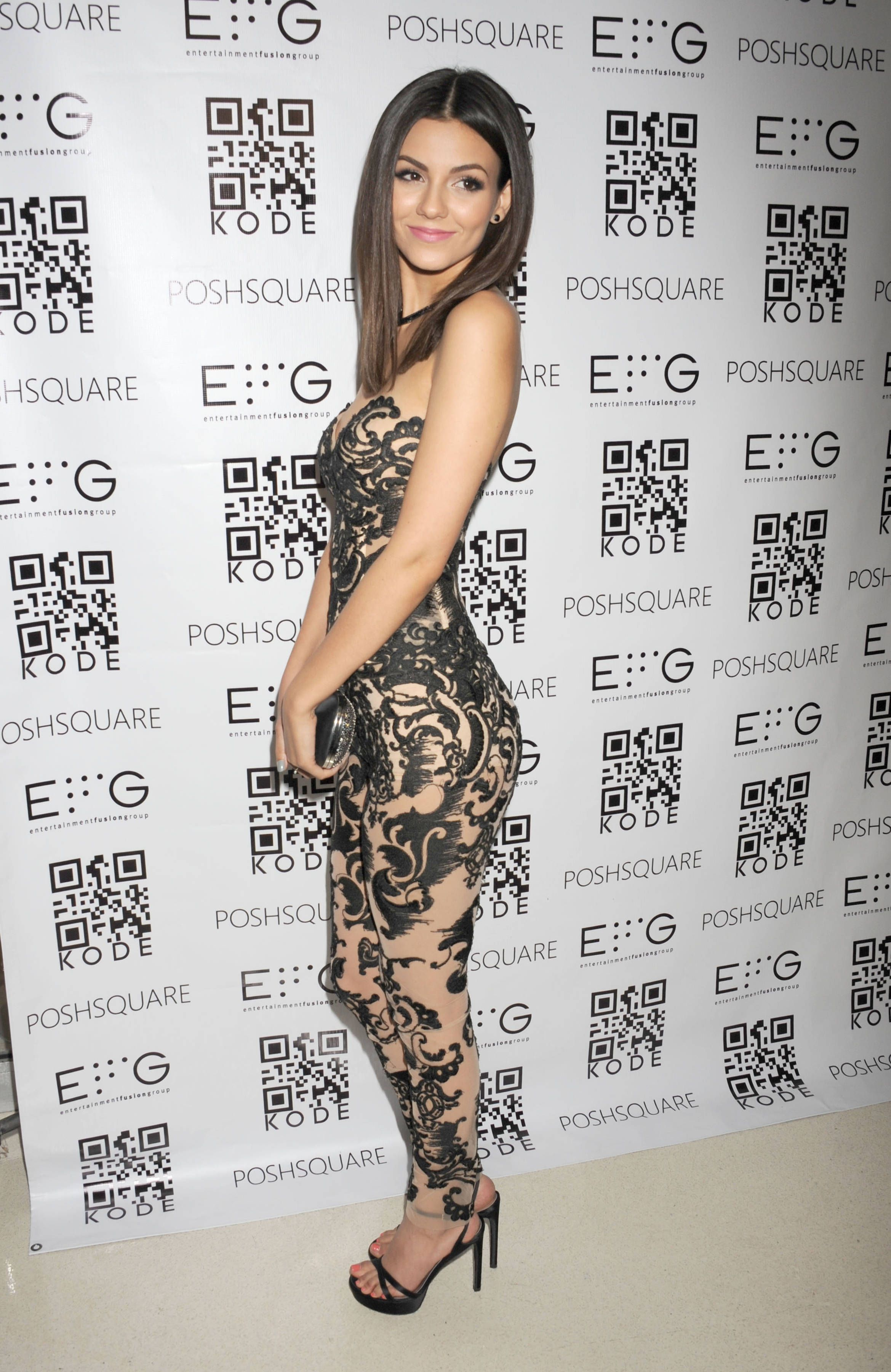 Victoria Justice, Kode Mag Spring Issue Release Party in LA 12 March, 2015