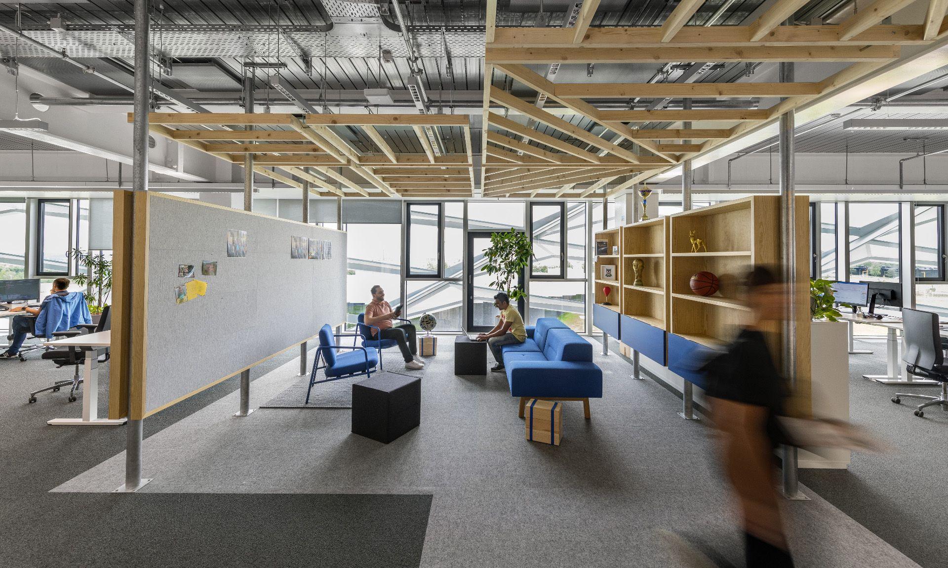 Chaqueta Amanecer antiguo  Vierendeel trusses in Behnisch Architekten's Adidas Arena.   Floornature in  2020   World of sports, Behnisch architekten, Sports arena