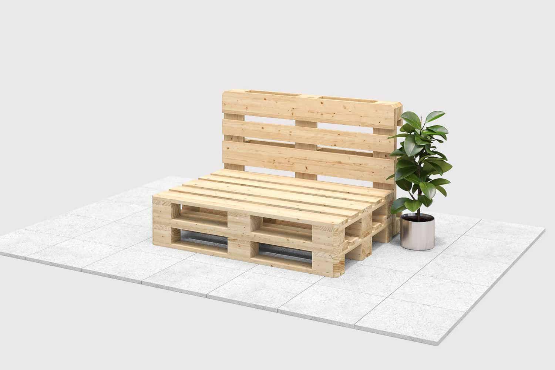Übersicht Palettenmöbel   OBI Selbstbaumöbel   Möbel aus paletten ...
