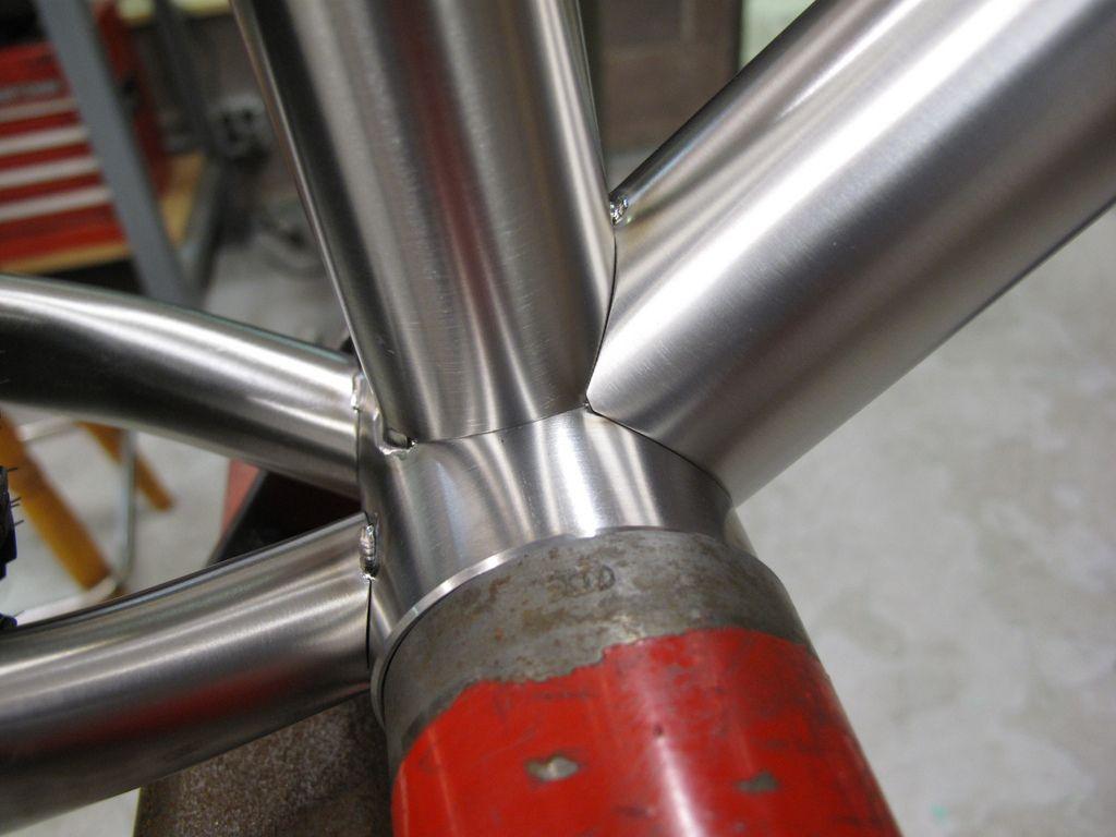 Engin Cycles - Bottom bracket miters. | Flickr