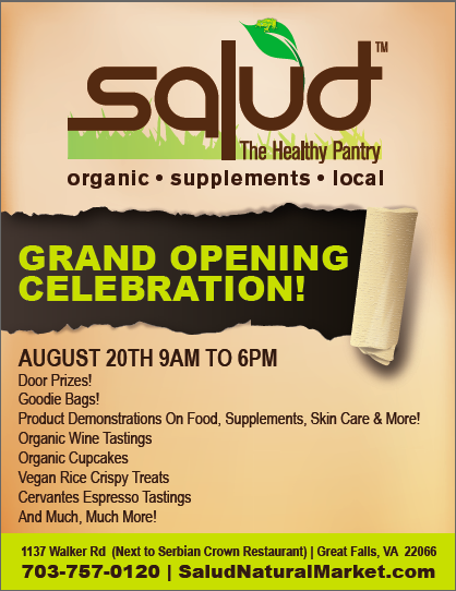 Grand Opening Flyer Template – Grand Opening Flyer