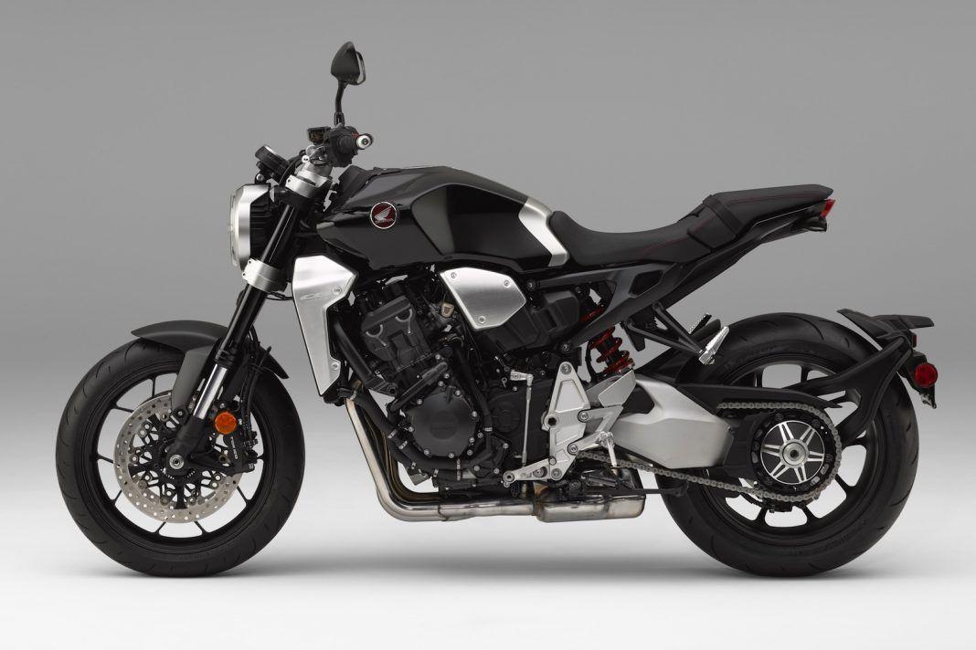 2018 Honda CB1000R First Look | Motos honda, Motocicletas