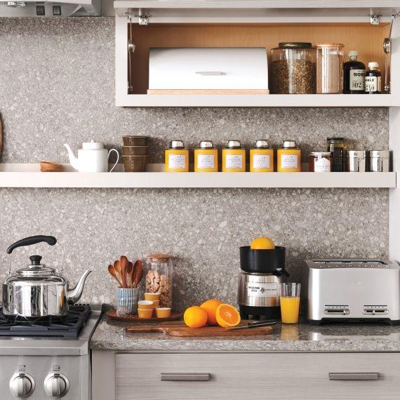 Kitchen Storage Organization Kitchen Remodel White Kitchen Remodeling Martha Stewart Living Kitchen