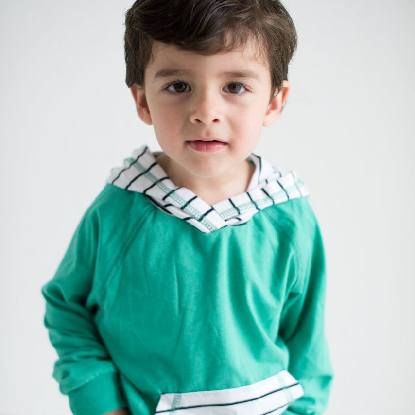 Littlest Prince Couture - Emerald