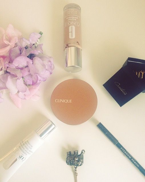 Clinique & Rimmel - The bare minimum make up look