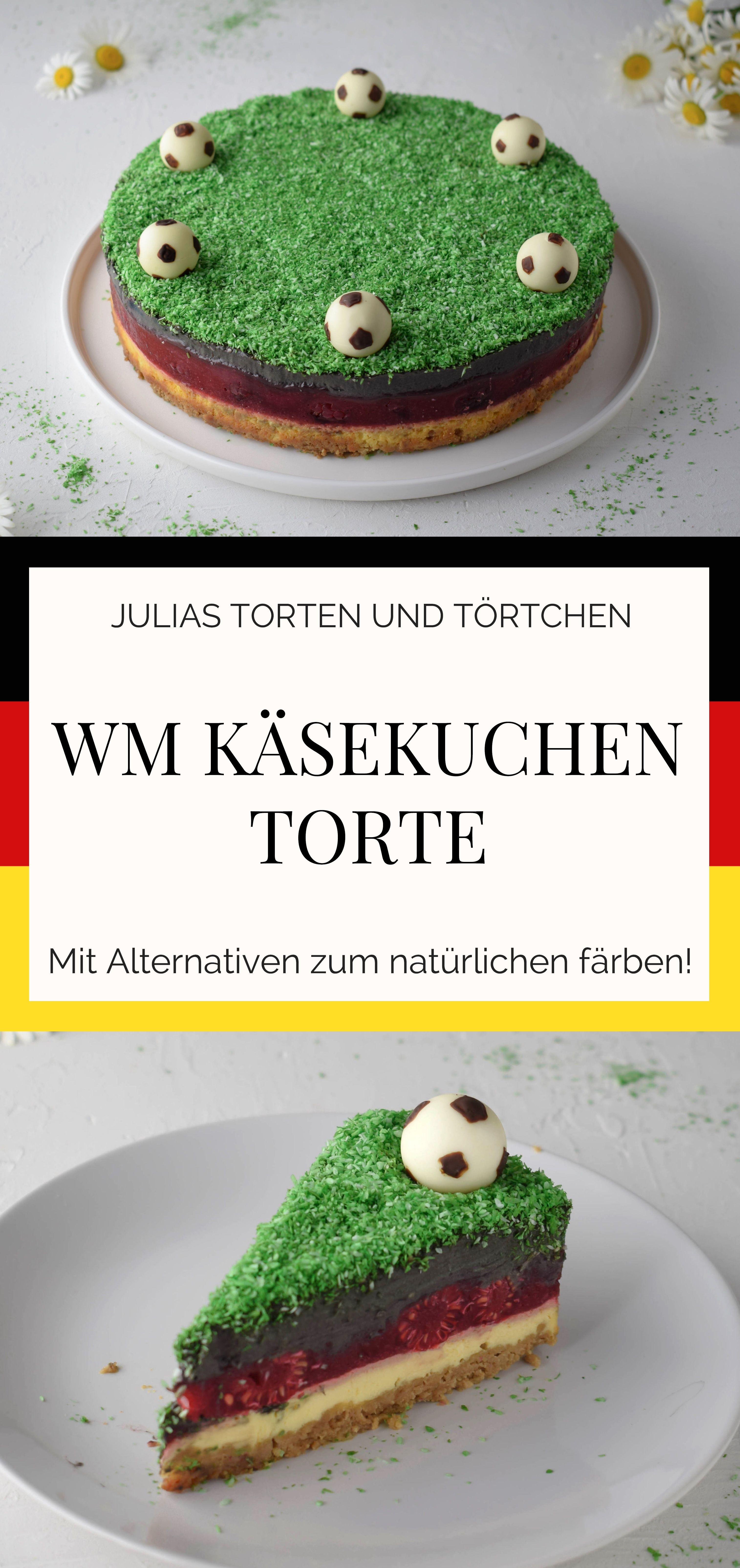 WM Käsekuchen Torte | Recipe | Food