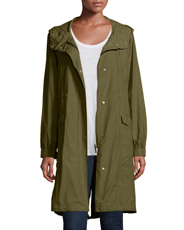 Eileen Fisher Hooded Long Anorak Jacket Long Anorak Long Anorak Jacket Anorak Jacket [ 1500 x 1200 Pixel ]