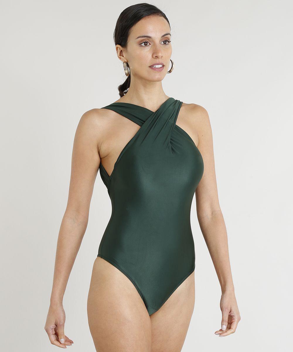 e7085281c Maio-Body-Feminino-Lenny-Niemeyer-Decote-Cruzado-Sem-Bojo-com ...