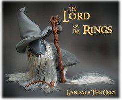 deviantART: Gandalf My Little Pony by ~Barkingmadd - Just love this one