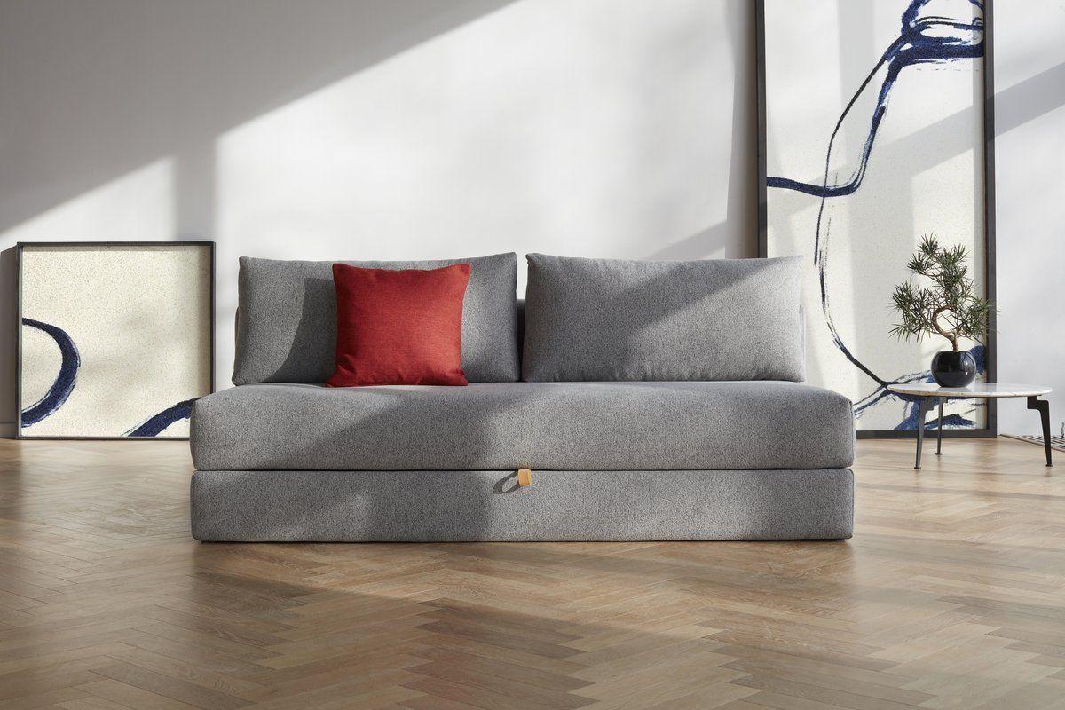 "Osvald 79"" Armless Sleeper Sofa, Sofa bed, Bed furniture"