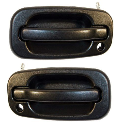 99 07 Chevy Gmc Silverado 1500 2500 3500 Sierra 1500 2500 3500 Pickup Truck Avalanche 1500 2500 Chevrolet Suburb Chevrolet Suburban Exterior Door Handles Chevy