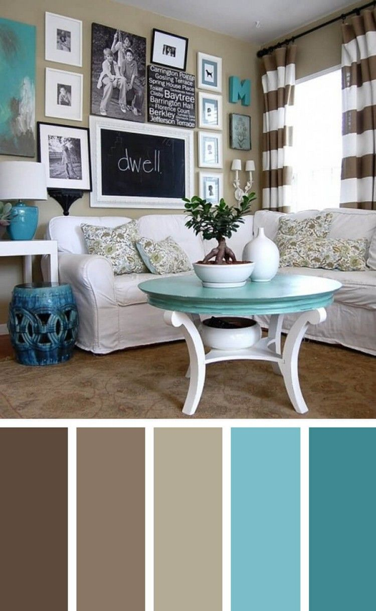 11 Gorgeous Living Room Paint Color Ideas for the Heart of the Home images